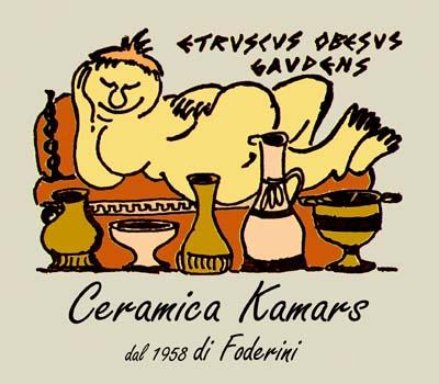CERAMICA KAMARS DI FODERINI FLAVIO FERDINANDO